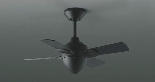 AEE695079 傾斜対応 小型 軽量 KOIZUMI(コイズミ)製シーリングファン