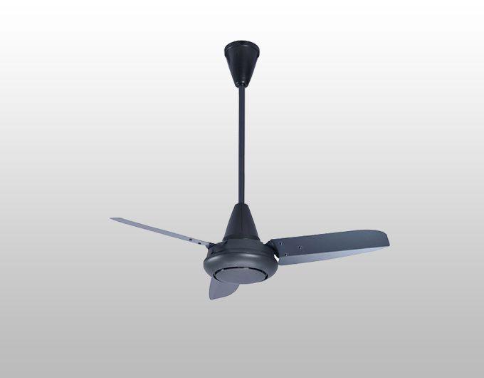 C90-YC-BK 大風量 傾斜対応 軽量 MITSUBISHI ELECTRIC(三菱電機)製シーリングファン