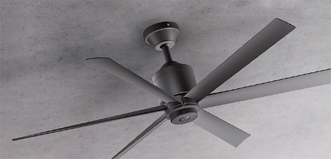 WF249 + WF737 大風量 傾斜対応 軽量 ODELIC(オーデリック)製シーリングファン