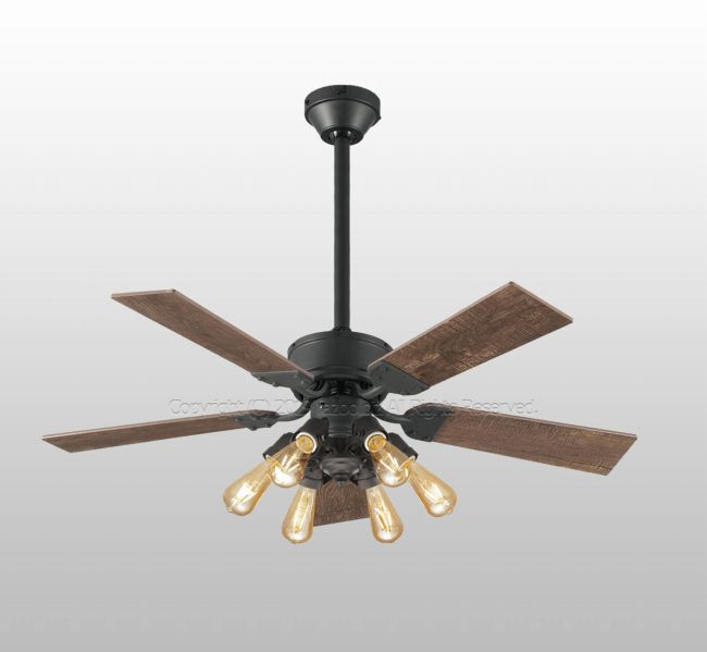 WF833 + WF834LC + WF837 傾斜対応 LED 調光 電球色 6灯 軽量 ODELIC(オーデリック)製シーリングファンライト