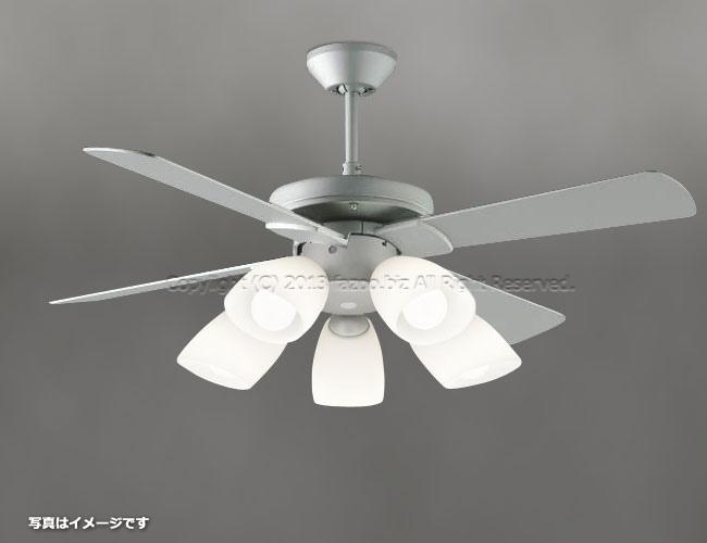 AEE695073 + AA43194L / AA43194L(N) 傾斜対応 LED 電球色/昼白色 5灯 コイズミ製シーリングファンライト【KBB167】|<公式>シーリングファン・ライト通販専門店 | ファズー【品揃え日本一】