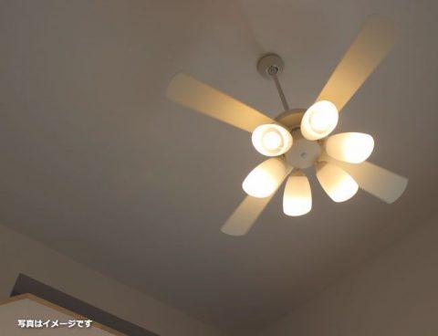 AEE695071 + AA41897L / AA41897L(N) + AEE590057 傾斜対応 LED 6灯 KOIZUMI(コイズミ)製シーリングファンライト