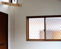 埼玉県草加市 戸建て 3台 シーリングファンライト取り付け工事