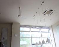日本製で一番大風量のシーリングファン