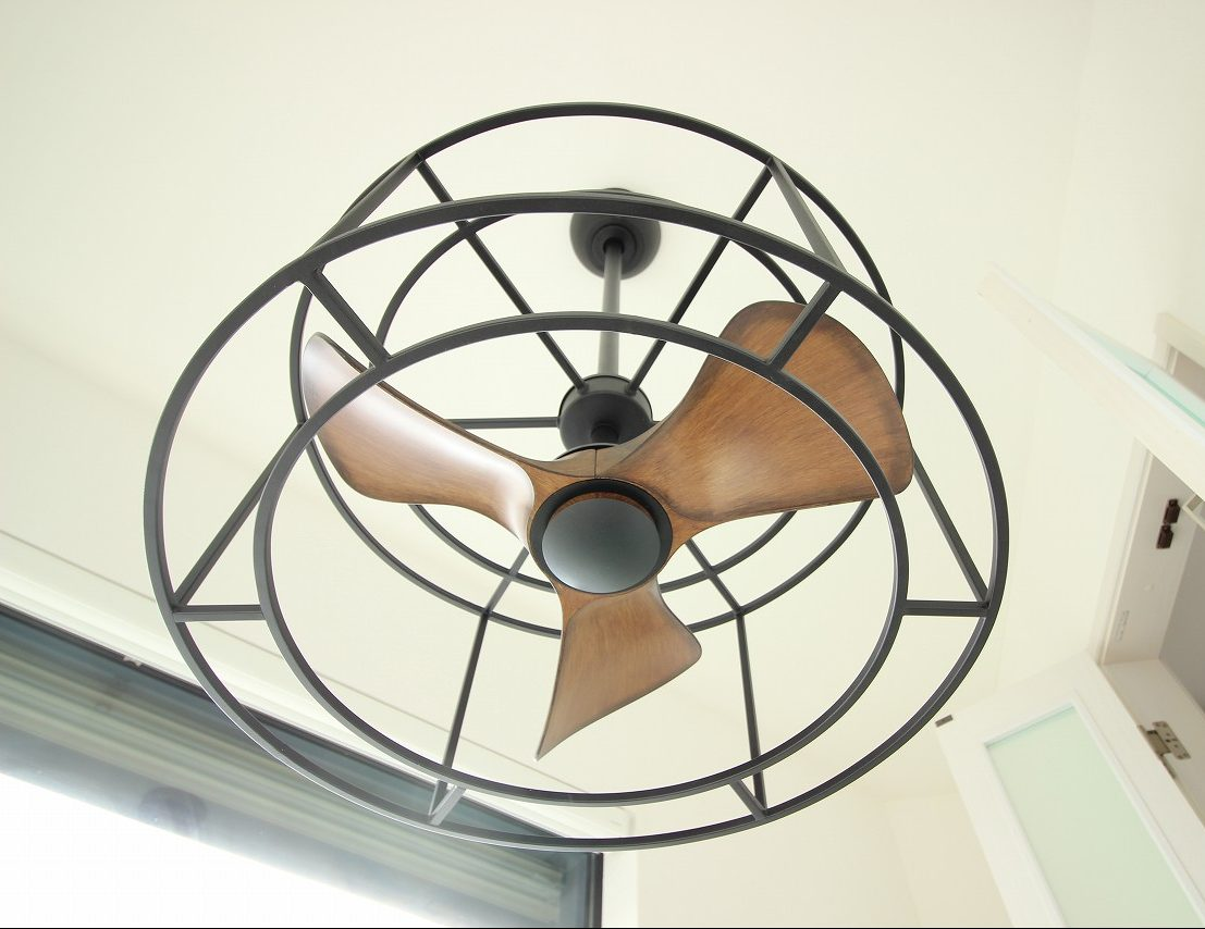 大風量 小型 AS-1000 オーブ製シーリングファン【RAF017】|<公式>シーリングファン・ライト通販専門店 | ファズー【品揃え日本一】