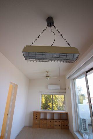 COMPTON LAMP(コンプトンランプ) INDUSTRY 6 BULB LAMP SX CM-001(SX) HERMOSA(ハモサ)製ペンダントライト