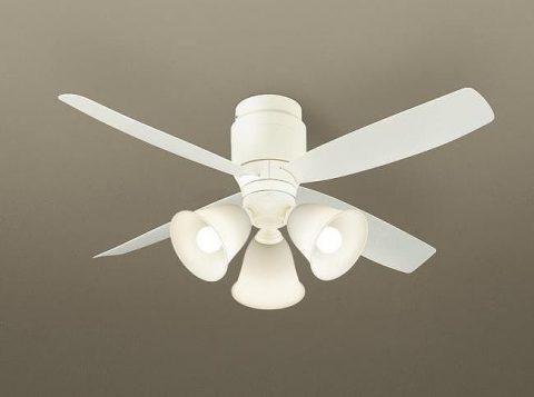 XS70043/SP7070 + SPL5343 / SPL5343(D) 大風量 LED 3灯 軽量 Panasonic(パナソニック)製シーリングファンライト
