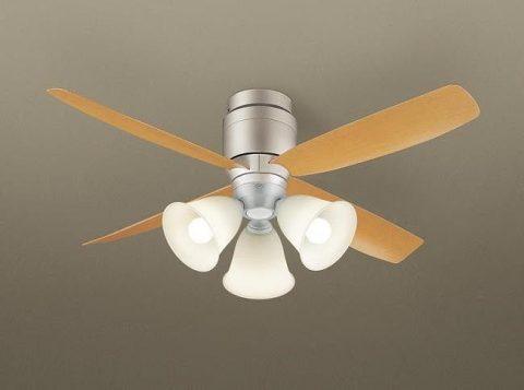 XS72044/SP7072 + SPL5344 / SPL5344(D) 大風量 LED 3灯 軽量 Panasonic(パナソニック)製シーリングファンライト