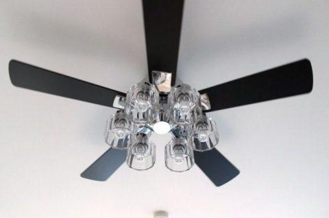 WF212LC LED 調光 6灯 薄型 ODELIC(オーデリック)製シーリングファンライト