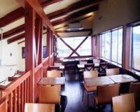 琵琶湖のカフェColony(コロニー)様にシーリングファンを設置していただきました!