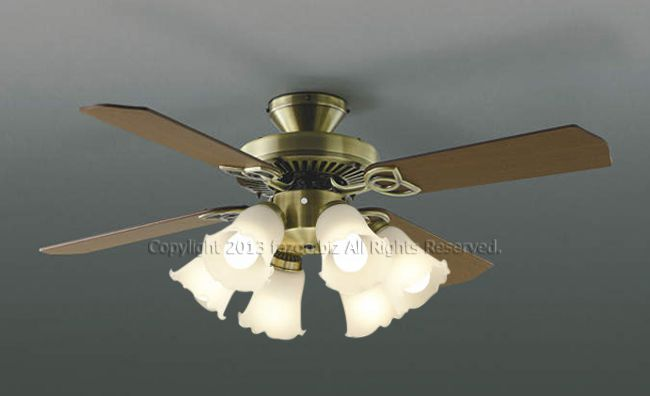 AEE695074 + AAN690115 + LED133WW / LED133CWF KOIZUMI(コイズミ)製シーリングファンライト【生産終了品】