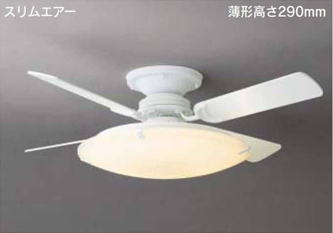 IPH-6200M + FVH86912CF TOSHIBA(東芝ライテック)製シーリングファンライト【生産終了品】